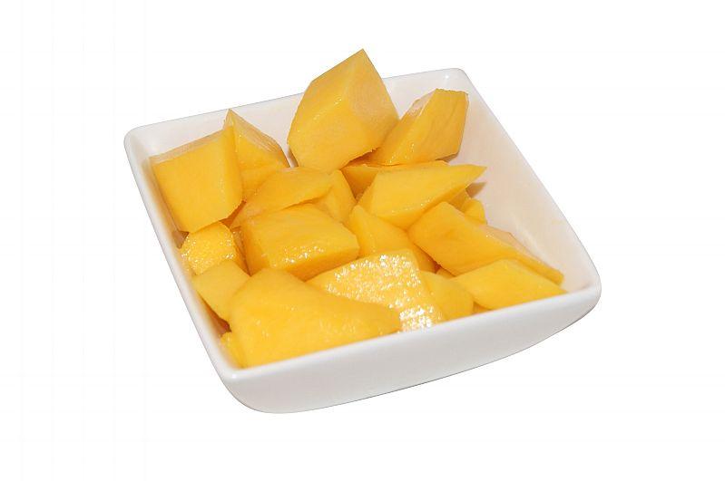 Mango (gesneden)
