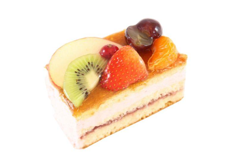 Vruchtengebak