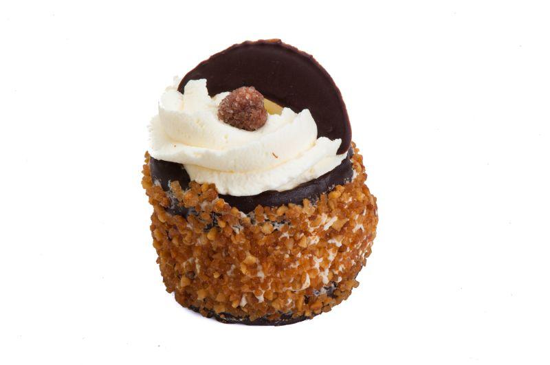 Hazelnoot crème gebak
