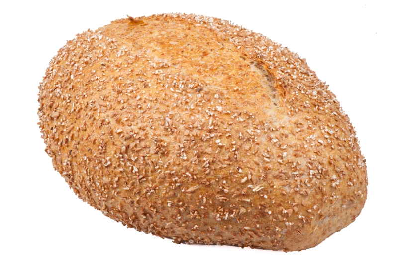 Spelt- desem bruinbrood