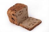 Rogge rozijnen brood