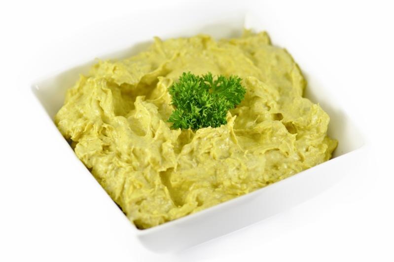 Kipkerrie salade