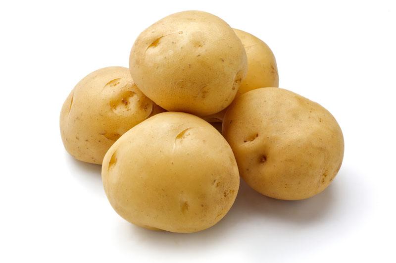 Aardappels (Charlotte)