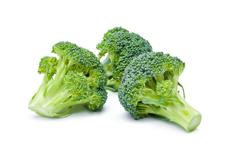 Broccoli roosjes