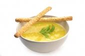 Huisgemaakte mosterdsoep