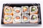 Sushi ura maki