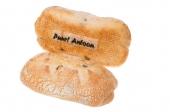 Tarwe- desem olijvenbrood