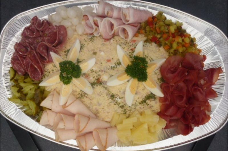 Salade de Luxe