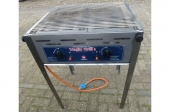 Gasbarbecue (tot 25 personen)