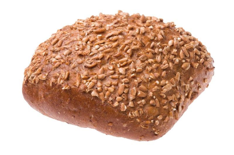 Krokant Spelt- meergranenbroodje