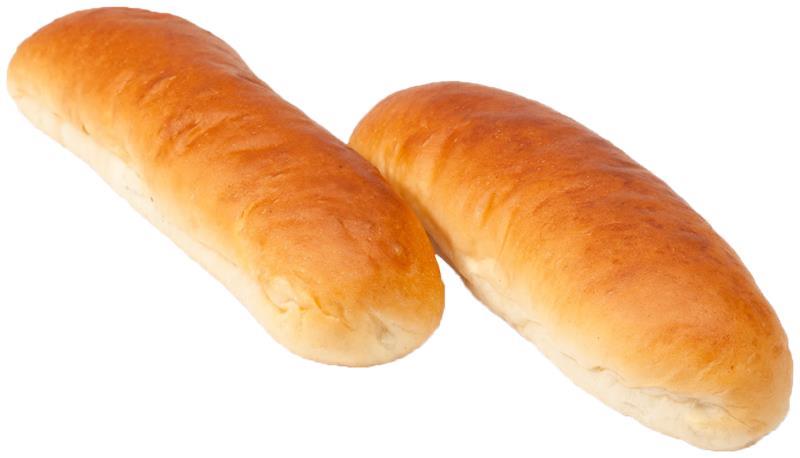 Hotdog broodje