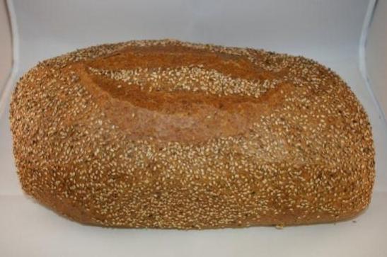 Waddenbrood sesamzaad