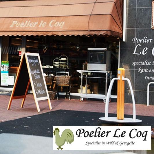 Poelier Le Coq