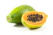 Papaya gedroogd