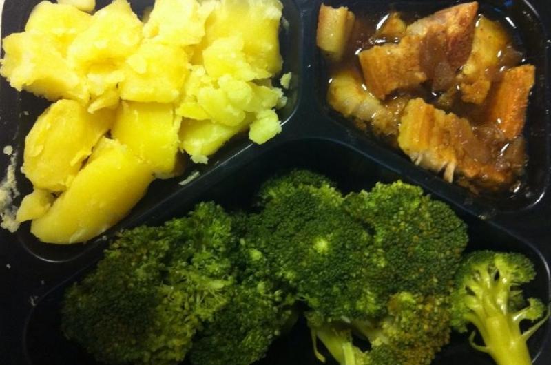 drievaks broccoli