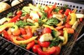 Barbecue pakket vegatarisch