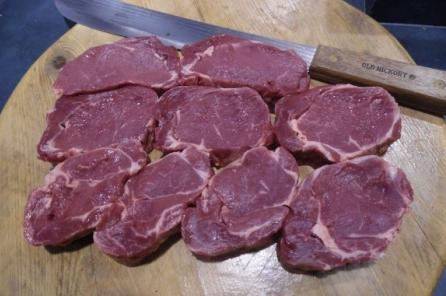 Rib Eye Botswana beef