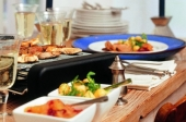 Gourmet/steengril de luxe