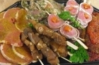 Bourgondische barbecueschotel