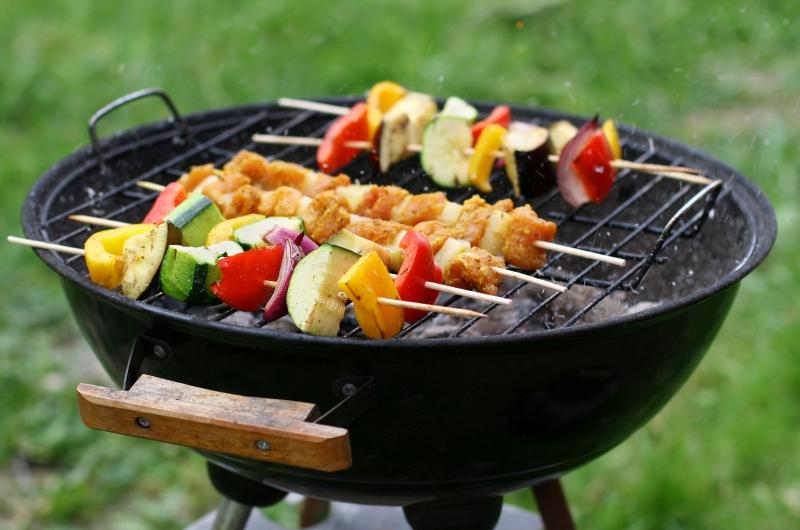 Kolenbarbecue (plus schoonmaakkosten en kolen)