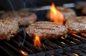 Gasbarbecue (inclusief gas en schoonmaak)