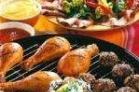 Barbecue pakket Karbinder