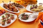 Hors d'oeuvres B: vlees en vis de luxe