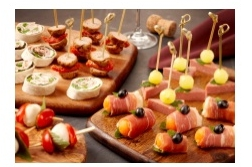 Hors d'oeuvres D: Vis