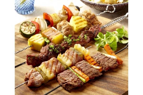 BBQ menu Tapas