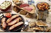 Variatieschotel vlees