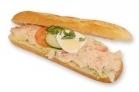 Broodje zalmsalade