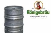Koningsbrau edelpils fust 50 liter