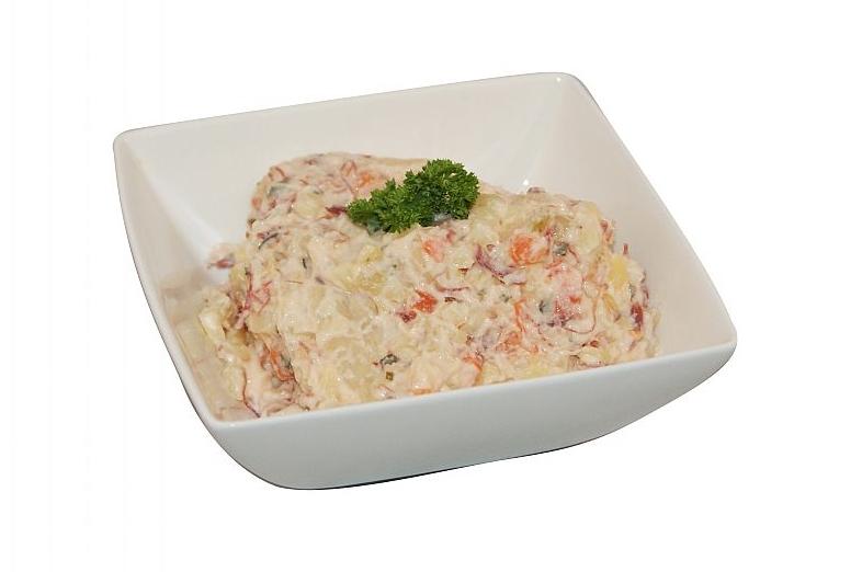 Brunch salade