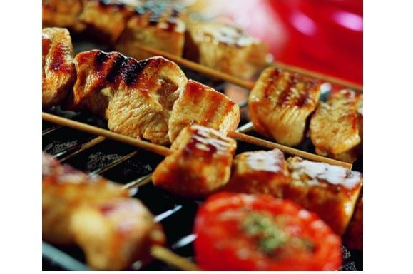 Barbecue pakket luxe compleet