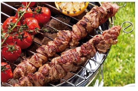 Barbecue pakket basis compleet