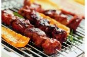Barbecue pakket basis