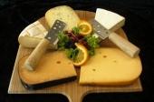Plateau du fromage