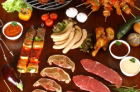 Groepsbarbecuepakket de luxe all-in