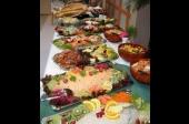 Koud buffet de luxe