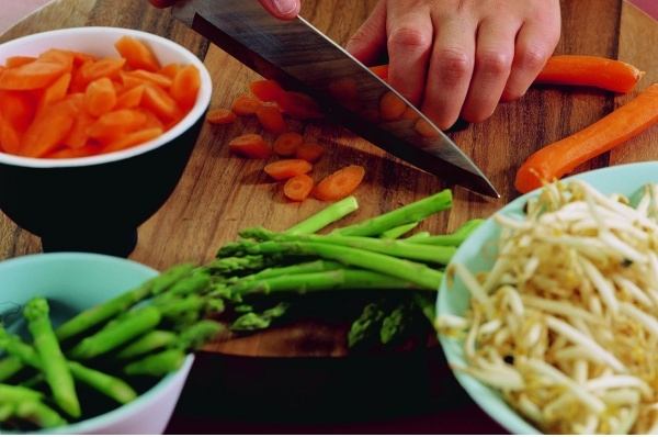 Gourmet groente aanvulling