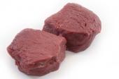Kogelbiefstukjes vanaf 125 gram (Limousin rundvlees)
