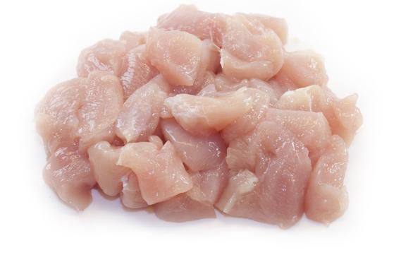 Kipdijenvlees zonder been