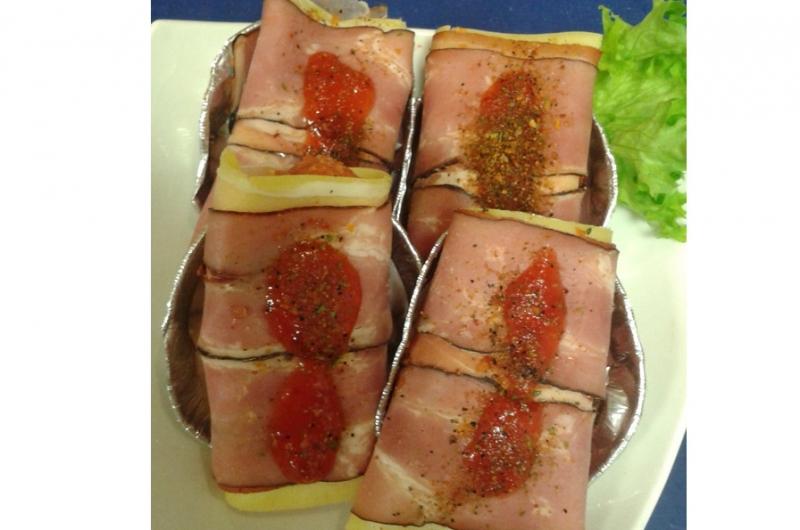 Baconpakketjes
