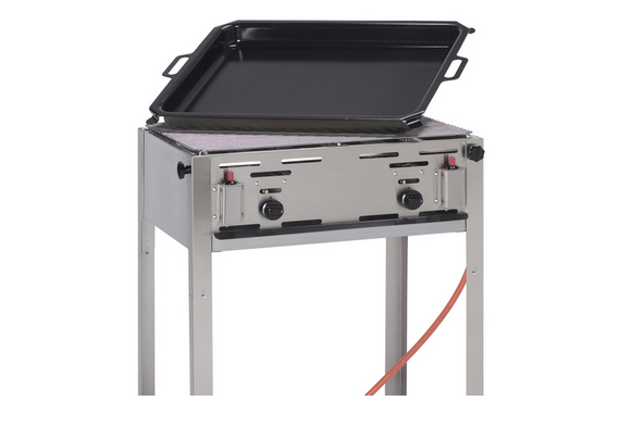 Gas barbecue 10 tot 20 personen