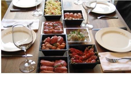 Gourmet de Luxe*