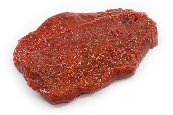 Beef a la minute