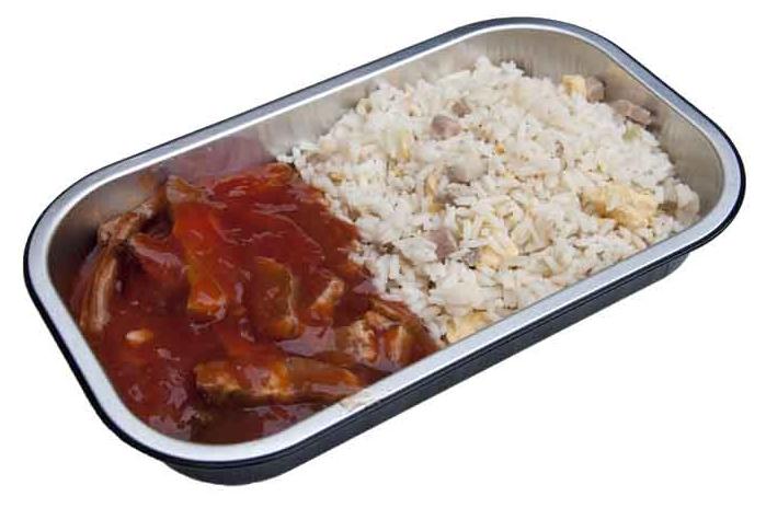 Nasi Goreng met Babi Pangang