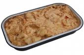 Aardappel gratin, mediterranee