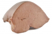 Gekookte varkenslever