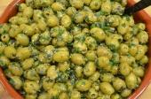 Italiaans gekruide olijven
